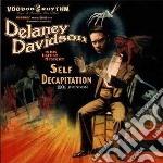 (LP VINILE) SELF DECAPITATION                         lp vinile di Delaney Davidson