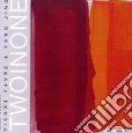 Pierre Favre / Jing Yang - Two In One cd musicale di PIERRE FAVRE & YANG JING