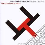 Alexander Von Schlippenbach - Twelve Tone Tales Vol. 2 cd musicale di Von schlippenbach alexander