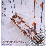 Sylvie Courvoisier - Lonelyville cd musicale di COURVOISIER SYLVIE