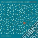 Ludwig Petrowsky / Michael Griener - Salomon cd musicale di Er Ludwig petrowsky