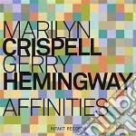 Marilyn Crispell & Gerry Hemingway - Affinities cd musicale di Crispell/ger Marilyn