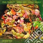 Paul Plimley & Barry Guy & Lucas Niggli - Hexentrio cd musicale di Plimley paul-guy b