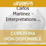 Interpreta a a.fleury vol.1 cd musicale di Carlos Martinez