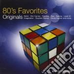 80's Favourites cd musicale di Artisti Vari