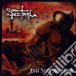 Spectral - Evil Iron Kingdom cd musicale di Spectral