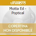 Poptical cd musicale di Ed Motta