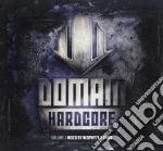 Domain hardcore vol.1 cd musicale di Artisti Vari