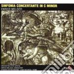 Enrico Melozzi - Sinfonia Concertanta cd musicale di Enrico Melozzi