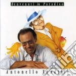 Antonello Venditti - Benvenuti In Paradiso cd musicale di Antonello Venditti