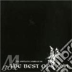 THE BEST OF GOBLIN VOL.1 cd musicale di GOBLIN