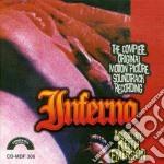 Keith Emerson - Inferno cd musicale di Keith Emerson