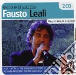 RACCOLTA DI SUCCESSI cd musicale di FAUSTO LEALI