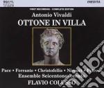 Vivaldi Ottone In Villa cd musicale di Vivaldi