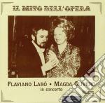 Magda Olivero & Flaviano Labo - Oliviero E Lab in Concerto cd musicale di Artisti Vari