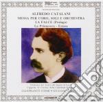 Messa per coro e orch./etc - cd musicale di Catalani