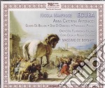 Manfroce Ecuba cd musicale di Manfroce