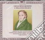 Rossini L'inganno Felice cd musicale di Rossini