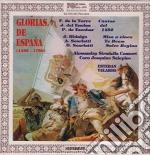 Glorias De Espana - Mus.del'600 Spagnolo cd musicale di Artisti Vari