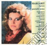 Margarit Natalia - Arie D'opera Rare cd musicale di Margarit n. - vv.aa.
