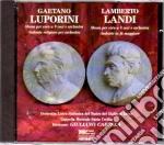 Luporini/landi Messe cd musicale di Landi/luporini