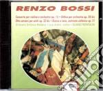 Bossi R. Musica Orchestrale cd musicale di R. Bossi