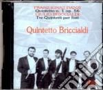 Briccialdi/danzi Quintetti Per Fiati cd musicale di Danzi/briccialdi