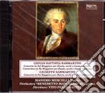 Sammartini Concerti Per Flauto cd musicale di Sammartini g.b. & g.