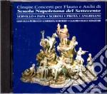 Concerti Per Flauto  Del '700 Napoletano cd musicale di Artisti Vari