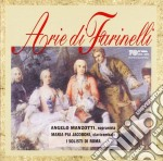 Angelo Manzotti - Arie Di Farinelli cd musicale di Angelo Manzotti
