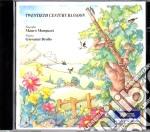 Musica Del Novecento Per Fagotto E Piano cd musicale di Monguzzi m. - vv.aa.