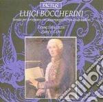 Gatti E. - Fortepiano E Violino Op. V cd musicale di Luigi Boccherini
