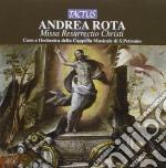 Sergio Vartolo - Missa Resurrectio Christi cd musicale di Andrea Rota