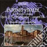 I Filarmonici - I Filarmonici-opera Iv cd musicale di Antonio Vivaldi