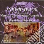 I Filarmonici - I Filarmonici-opera Iii cd musicale di Antonio Vivaldi