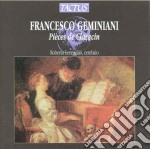 Loreggian Roberto - Pieces De Clavecin cd musicale di Francesco Geminiani