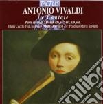 Cantate parte seconda cd musicale di Antonio Vivaldi
