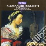 Loreggian Roberto - Il Rossignolo cd musicale di Alessandro Poglietti