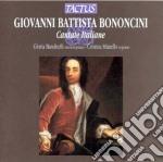 Banditelli G. / Miatello C. - Cantate Da Camera cd musicale di Giovanni Bononcini