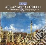 Concerti grossi op.iv parte 2 cd musicale di Arcangelo Corelli