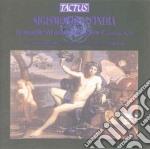 Barazzoni M. / Volta S. - Libro V De' Madrigali cd musicale di Sigismondo D'india