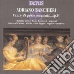 Viola M. / Ronchetti P. - Vezzo Di Perle Musicali cd musicale di Adriano Banchieri