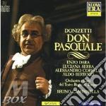 Don pasquale - dara,serra, campanella'88 cd musicale di Donizetti