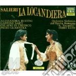 Locandiera (la) cd musicale di Salieri