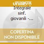 Integrale sinf. giovanili - d.ferrari cd musicale di G.b. Sammartini