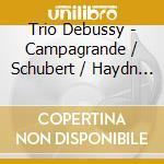 Recital del trio debussy cd musicale di Debussy trio -vv.aa.