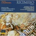 Giancarlo Calderara - Ricimero cd musicale di Calderara Giancarlo