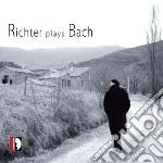 RICHTER PLAYS BACH cd musicale di BACH