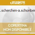 H.scherchen-a.schonberg cd musicale di Arnold Schoenberg