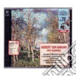 Herbert Von Karajan - Brahms. Herbert Von Karajan. 2Cd. cd musicale di Brahms/dvorak/tchaiko